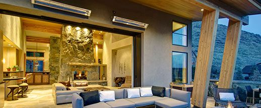 Dallas Outdoor Heater Installation   Electrical Infratech Heaters | Outdoor  Heaters, Landscape Lighting And Covered Patios