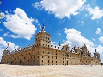 Monasterio de San Lorenzo de El Escorial - Spain