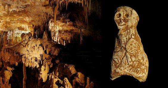 Discovery of Palaeolithic sculpture in France: report on the Palaeolithic sculpture which has been discovered in the French cave of Foissac.