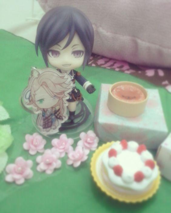 A date with Souza  Nendoroids :  Yagen Toushirou