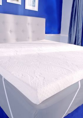 My Pillow Three Inch Mattress Bed Topper By Mypillow Pillow Mattress Mattress Topper Mattress