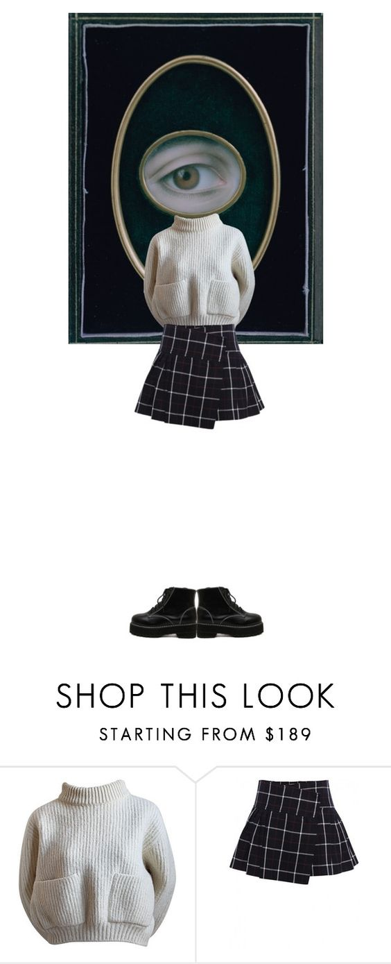 """#189"" by ollie77761 ❤ liked on Polyvore featuring Alaïa, Étoile Isabel Marant and WithChic"