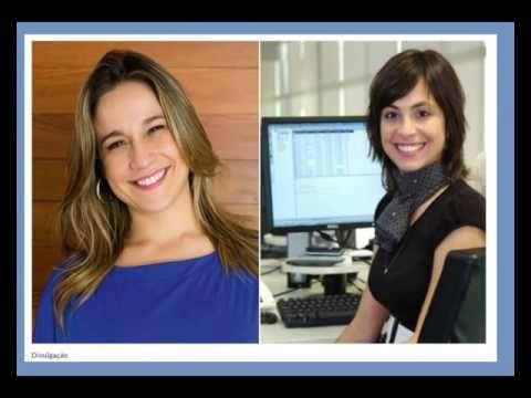 Fernanda Gentil assume namoro com Priscila Montandon.