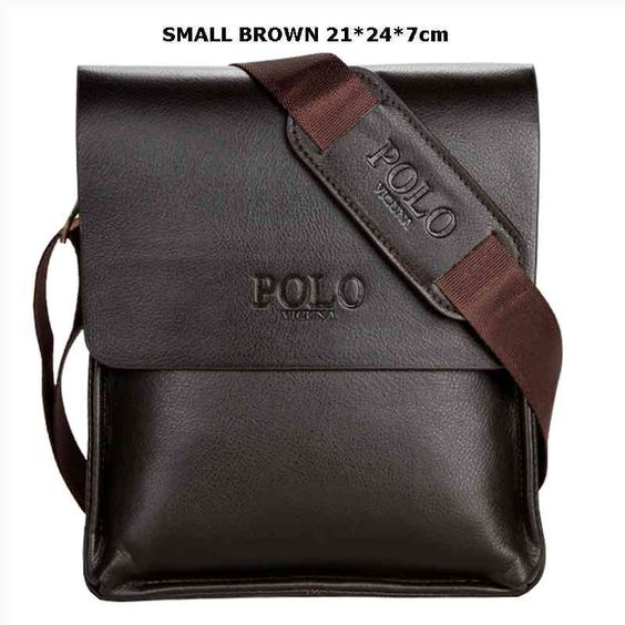 free shipping new 2016 hot sale men bags, men leather messenger bags, high quality polo bag fashion men's travel bags