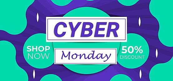 Cyber Monday Promo With Background In 2020 Cyber Monday Promo Cyber Background Banner