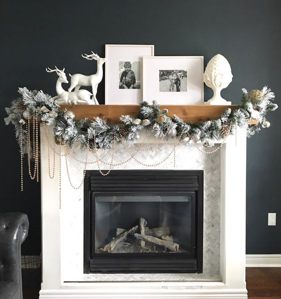 Outstanding Modern Fireplace