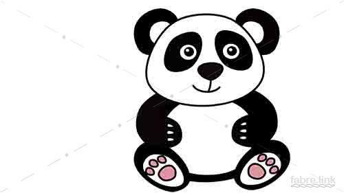 Panda Clip Art Panda Clipart Art Bundle Clip Art Animal Clipart