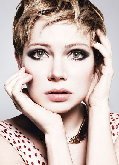 michelle williams by mario sorrenti