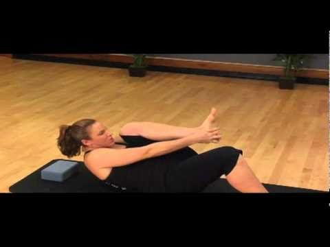 Resistance Stretching - 2 (Central Hamstring)