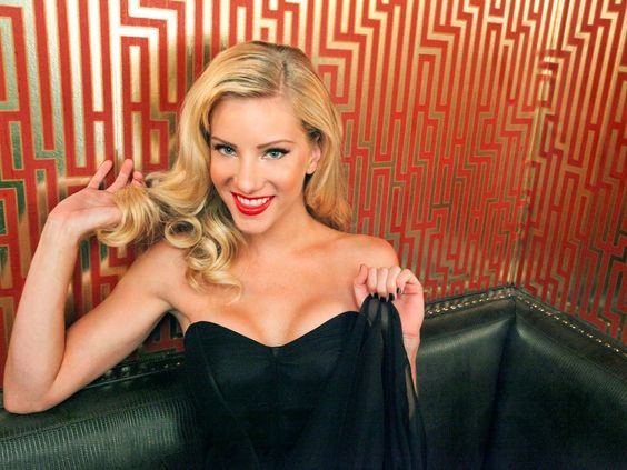 Chatter Busy: Heather Morris Pregnant