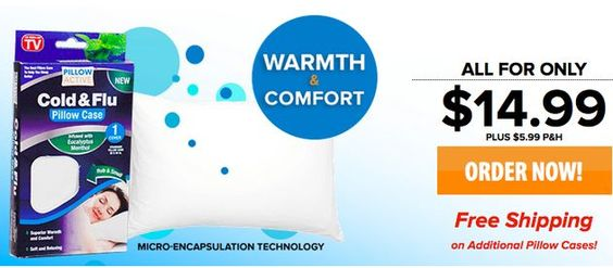 Designed for superior warmth & comfort Perfect for the whole family during the cold & flu season.  Shop ---> www.pillowactive.com   #AsSeenOnTV #PillowActive #Healthy #Family #Eucalyptus #Pillow #Active #Sleep #FeelBetter #Menthol #Fight #Sickness #PillowActive #Freshness #Sleeping #FluFighter #PillowCases
