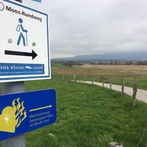 #Genusswandern im #MurnauerMoos. So schön ist #Bayern im #BlauenLand. http://wellness-bummler.de/eiszeit-im-murnauer-moos/