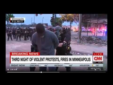 Pin By Thomas Hess On Breaking News From Real Newsforever Cnn Arrest Minnesota State