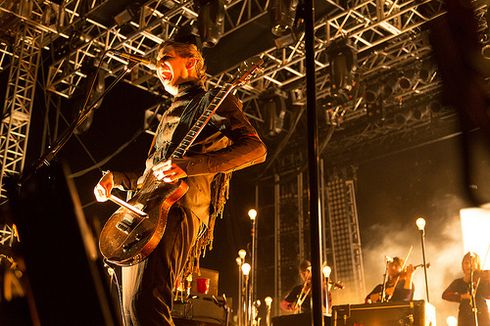 Sigur Rós will cameo in 'Game of Thrones.'