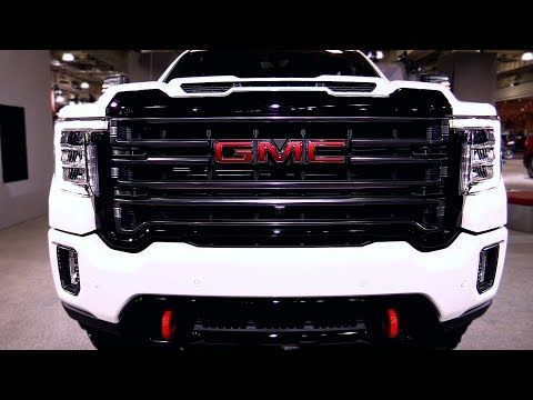 New 2020 Gmc Sierra At4 Hd Exterior And Interior 1080p 60fps Youtube Gmc Sierra Gmc Gmc Denali