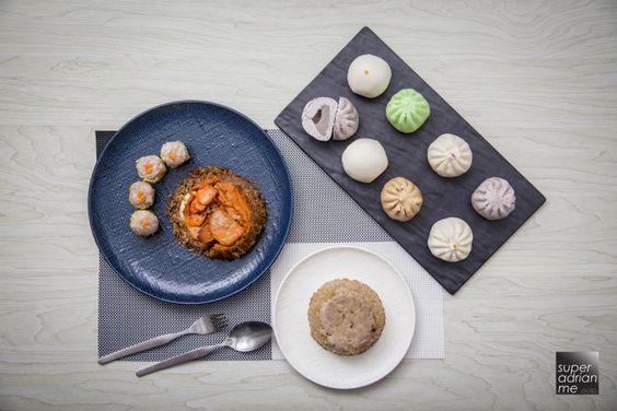 Lim Kee Pau Steamed buns bao SG food maker singapore