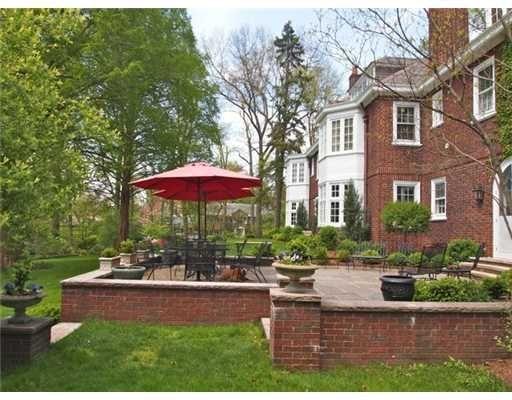 Pin On Garden Ideas, Patio Brick Wall Ideas