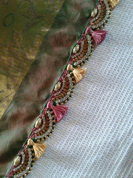 Crochet | Saree tassels | Pinterest | Crochet