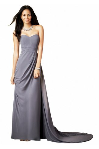 Maid of Honor  Alfred Angelo 7277 L Bridesmaid Dress | Weddington Way