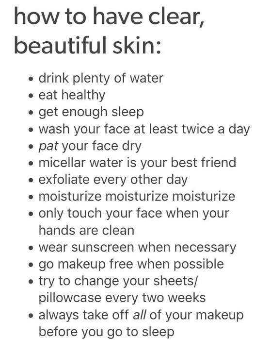 Follow This Helpful Advice For Pimples Free Skin Winter Skin Care Pimple Free Skin Oily Face