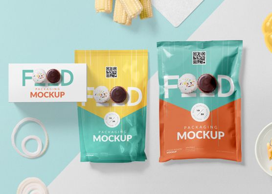 Download Awesome Food Packaging Mockup Free Psd Zippypixels Free Packaging Mockup Food Mockup Packaging Mockup