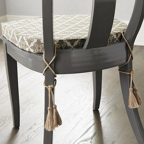 Arletta Klismos Dining Chair Cushion Ballard Designs Dining Room Chair Cushions Dining Chair Cushions Klismos Dining Chair
