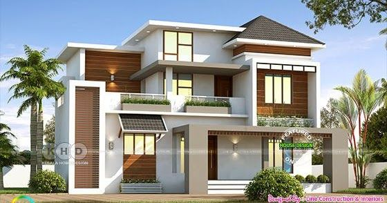 1852 Square Feet 4 Bedroom Beautiful Modern Home Favoo In