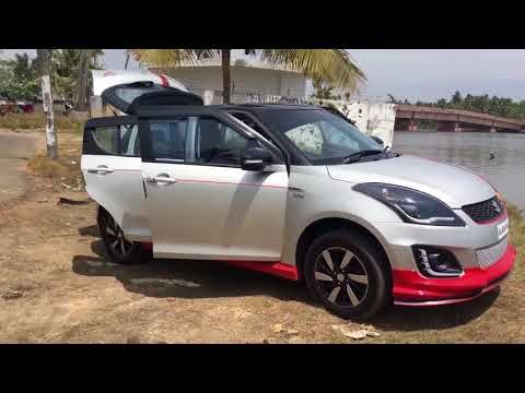 New Suzuki Swift 2016 2017 Modified India Youtube With Images