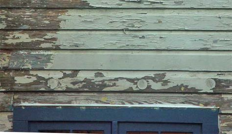 Painting And Stripping Old Wood Siding Overview Wood Siding Exterior Wood Door Paint Old Wood Doors