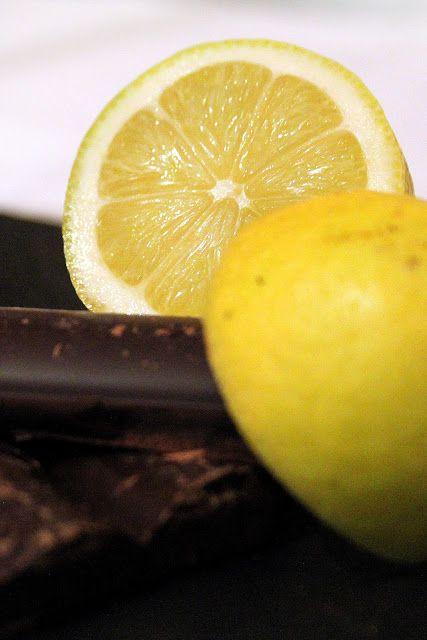 Na cozinha com a Filipa: Mousse de chocolate e limão