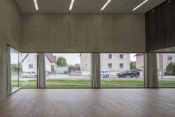 Reiches Innenleben - Pfarrheim Herz Jesu in Ingolstadt