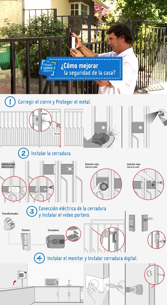 La seguridad en tu casa es algo que no puede vulnerarse - Seguridad en tu casa ...