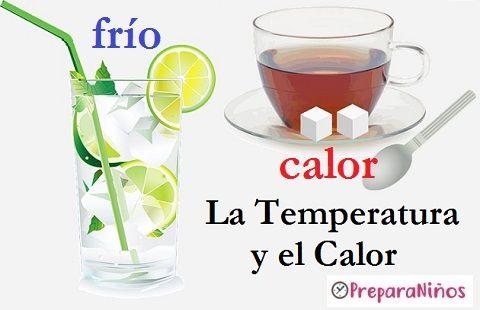 Temperatura Y Calor Calor Y Temperatura Calor Temperatura
