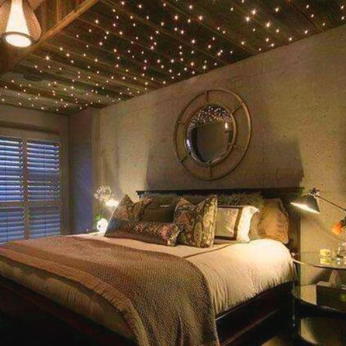 Fairy Light Decor Idea For Every Room