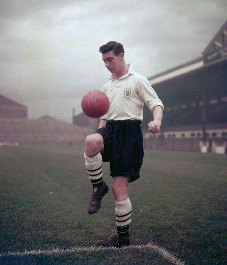 Johnny Haynes, goleador mítico del Fulham Football Club.