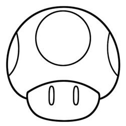 mario question block coloring pages - photo#40