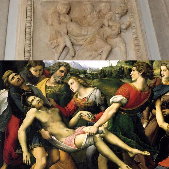 The Deposition Raphael