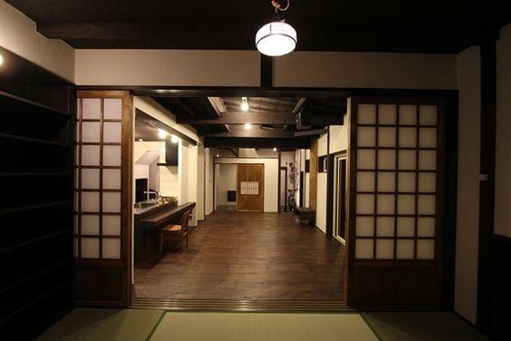 日本の伝統的な住まい