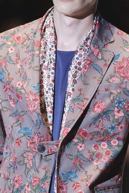 Gucci Menswear SS2014 Milano Moda Uomo