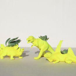 dino-planter