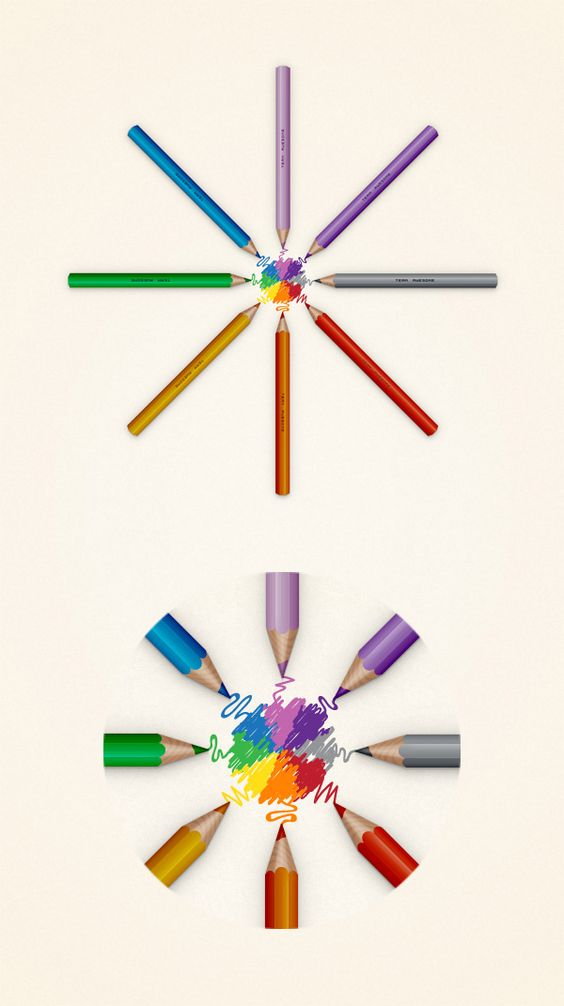 Illustrator Tutorial: How to Create a Detailed Pencils Illustration in Adobe Illustrator | design.tutsplus.com