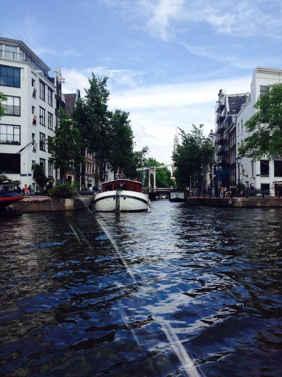 Hoek Kloveniersburgwal/Amstel