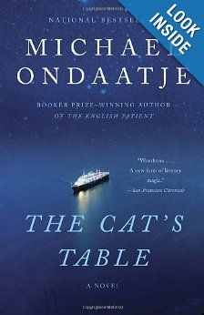 The Cat's Table (Vintage International): Michael Ondaatje: 9780307744418: Amazon.com: Books