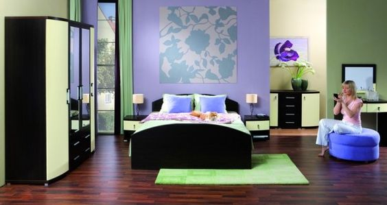 Modern master bedroom ideas for young women
