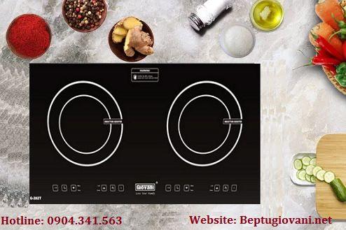 Bếp từ Giovani G 282T có giá bán bao nhiêu
