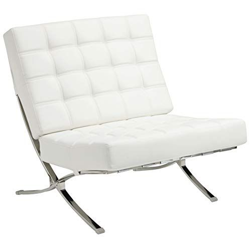 Armless Accent Chair Modern Home Living Room Or Bedroom Furniture
