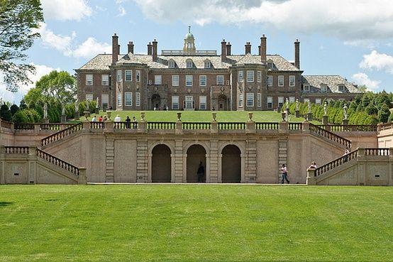 Crane Estate At Castle Hill Ipswich Ma 1634 The Former