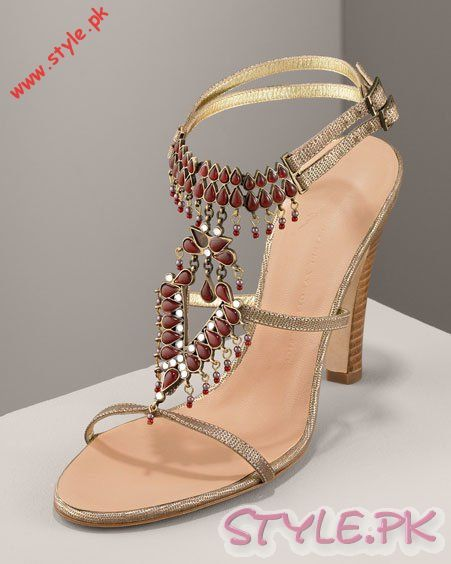 Latest high heels sandals images