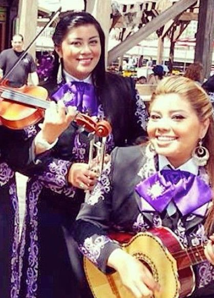 The Mariachi Divas