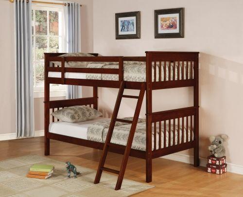 Parker Twin Slat Bunk Bed